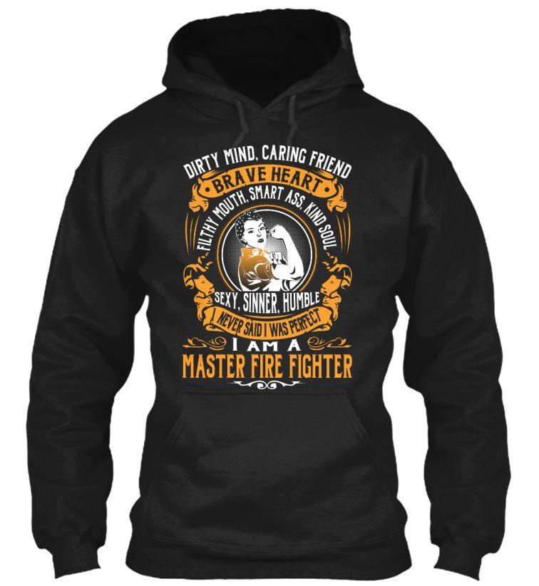 Master Fire Fighter - Brave Heart #MasterFireFighter