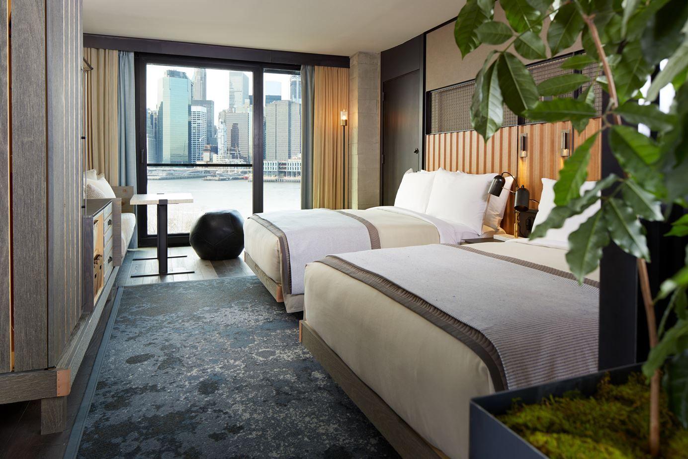 1 Hotel Brooklyn Bridge Picture Gallery Brooklyn Hotels