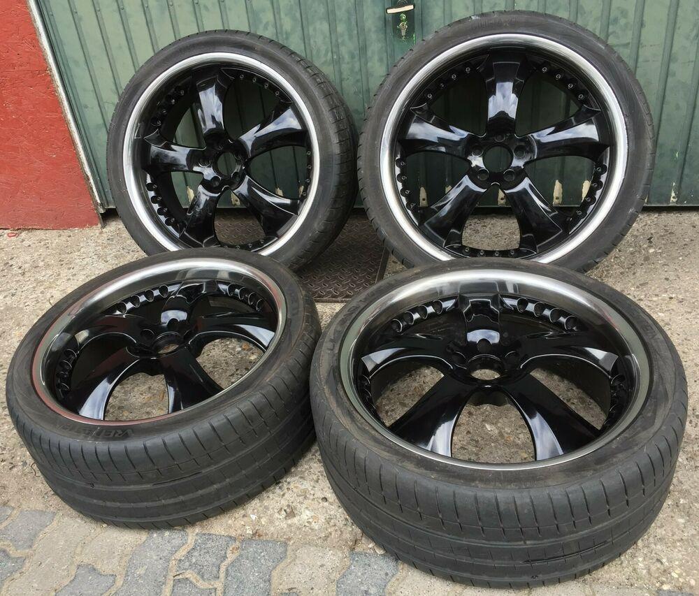 Ebay Sponsored 4x Bmw Mercedes Audi Vw 22 Zoll 5x120 22x95 22x95j Et 50 Et50 Italy Alufelgen Alufelgen Felgen Audi Q7