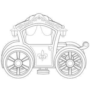 Carroza De Cenicienta Para Imprimir Buscar Con Google Adornos Para Fiesta Patrones Imprimir Sobres