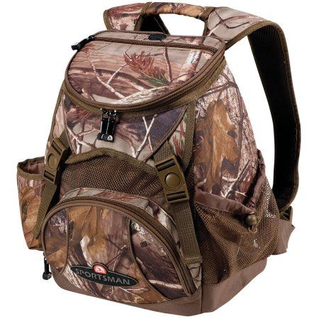 Sports Outdoors Camo Backpack Cool Backpacks Insulated Backpack