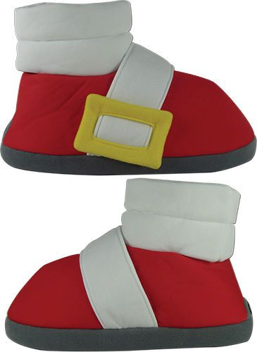 Sonic The Hedgehog Sonic Plush Cosplay Slippers New Official Licensed One Pair Sonicthehedghog Sonic Costume Sonic The Hedgehog Costume Sonic Shoes