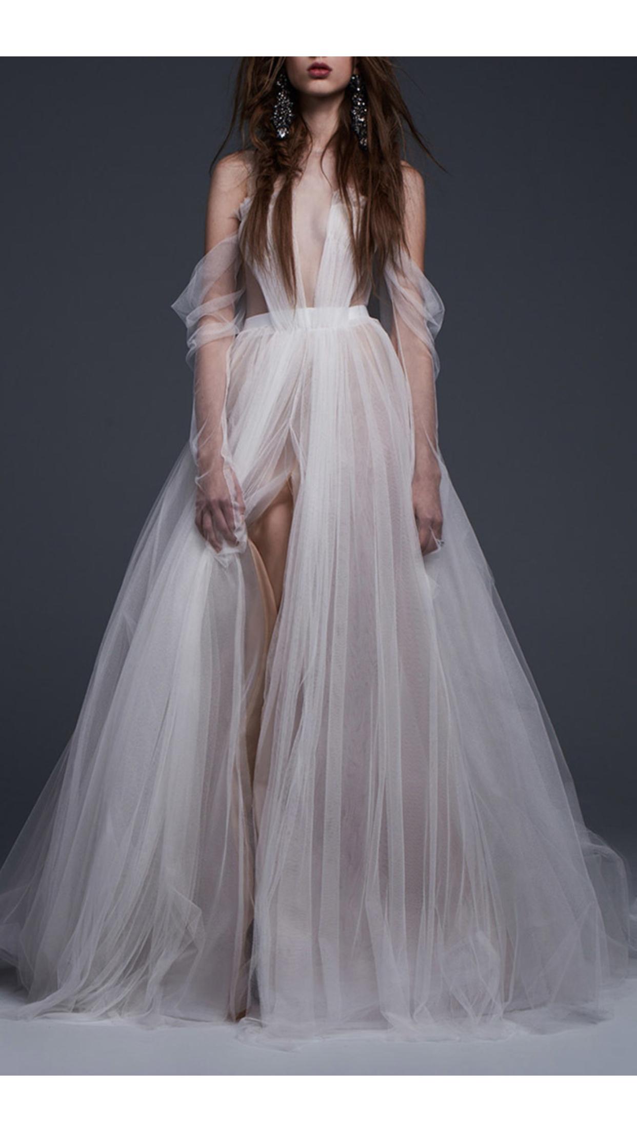 Vera Wang Bridal The Dress Wedding dresses, Dresses