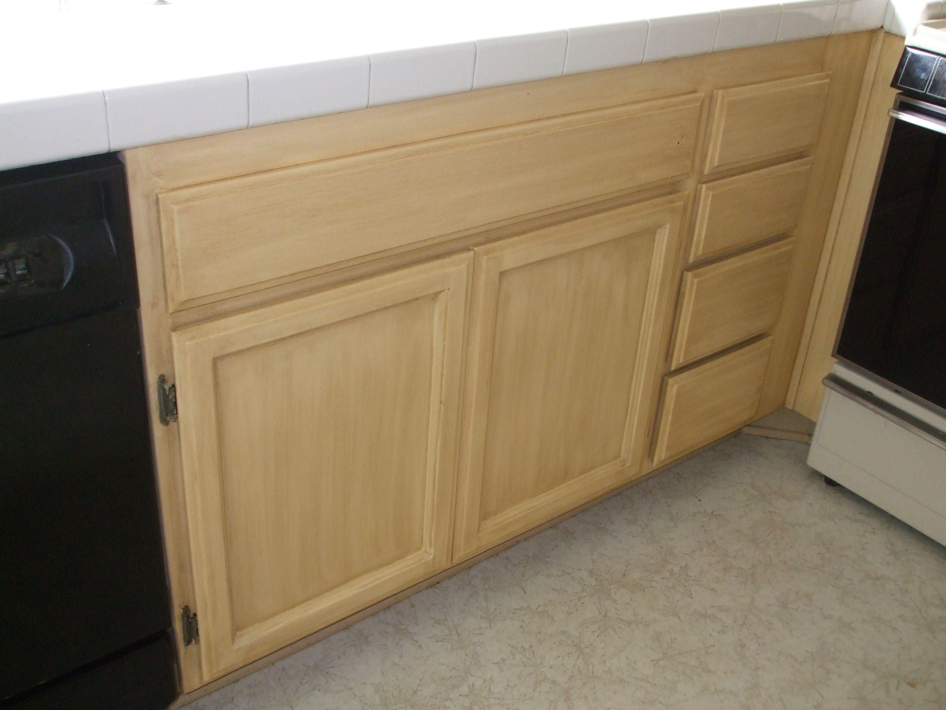 amusing cream kitchen cabinets | English Cream:Testimonial Gallery: Rust-Oleum Cabinet ...