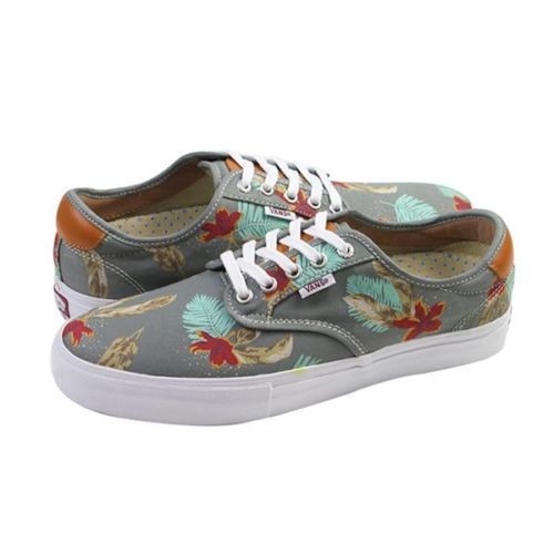 VANS Chima Ferguson Pro Aloha Light Grey UltraCush Men 7 10