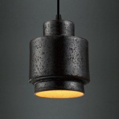 cylinder shade nostalgic industrial warehouse mini pendant light in