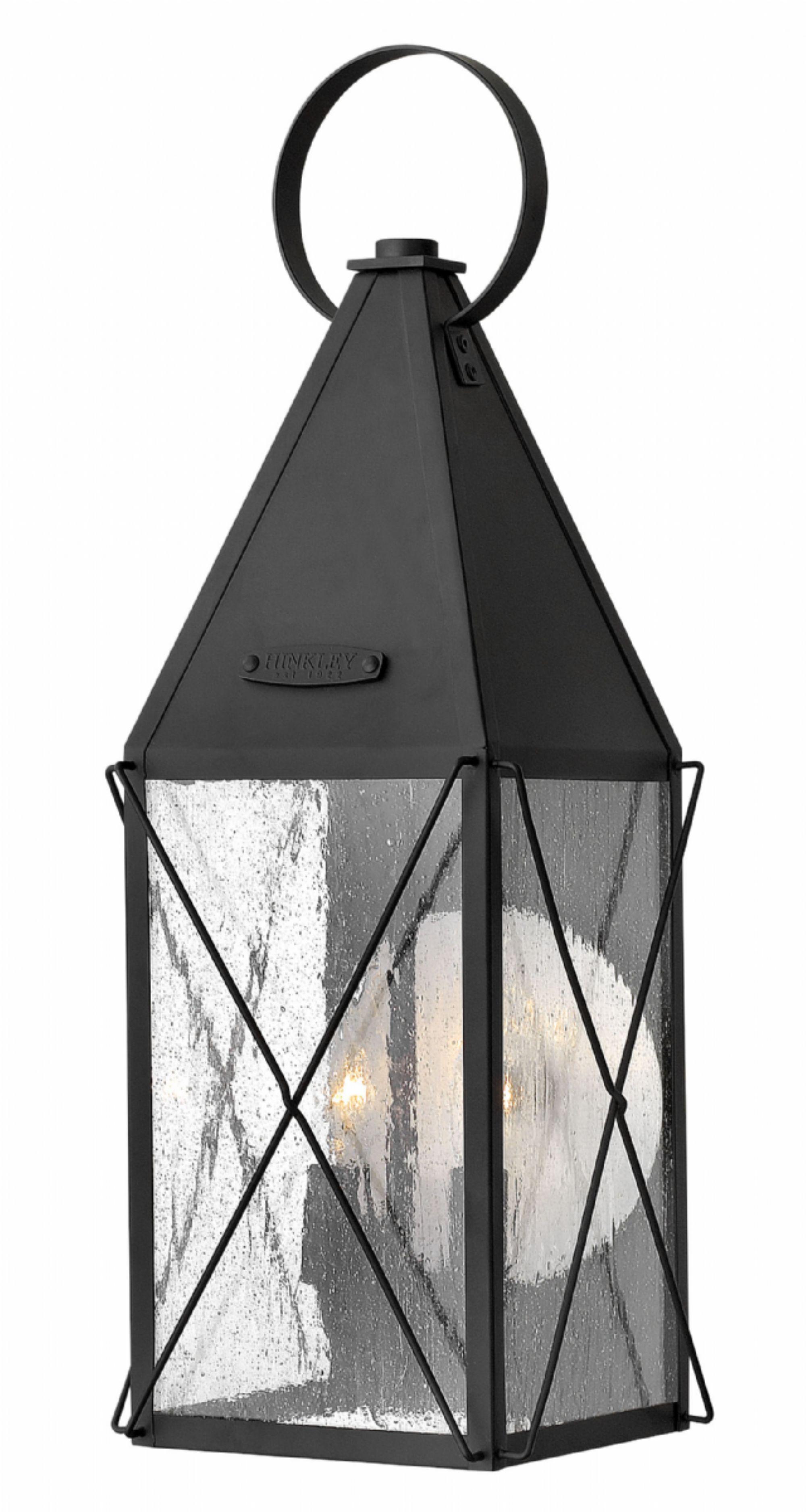 88240-780 Sea Gull Lighting Single Light Wall Lantern in Burled Iron
