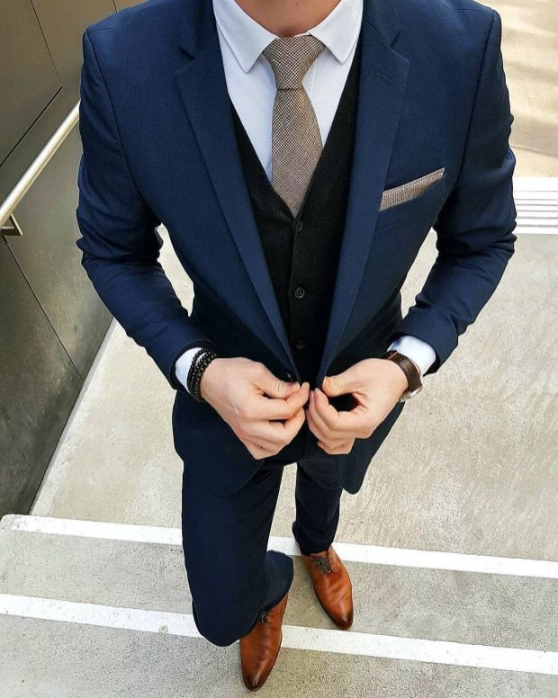 50+ Best Mens Suits #men'ssuits