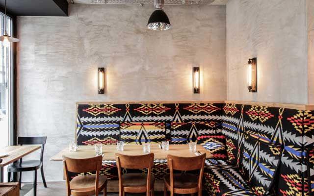 Dise o de interiores de tiendas ecologicas buscar con - Interiores de restaurantes ...