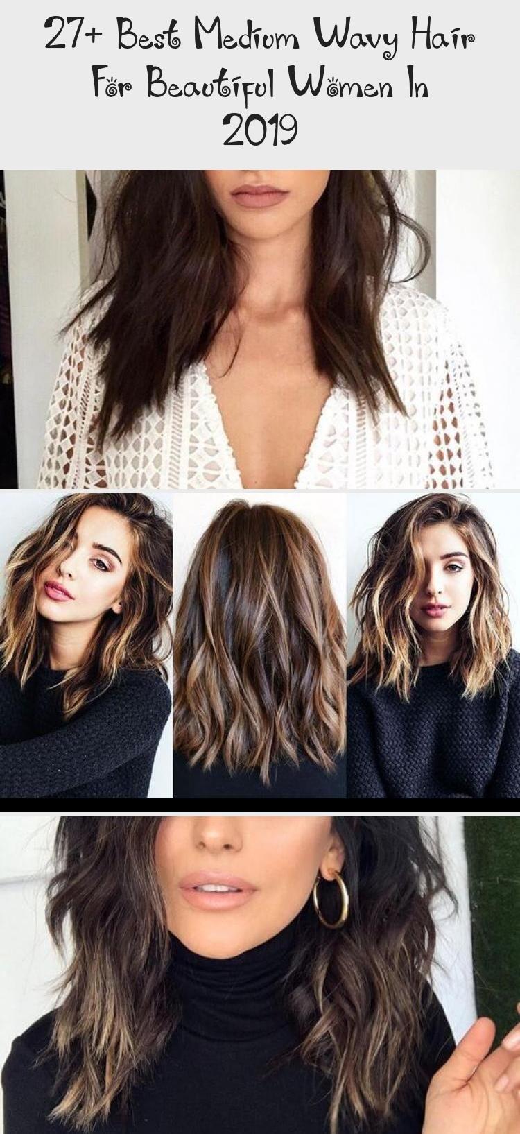 Cute Hairstyles for Medium Length Thick Wavy Hair