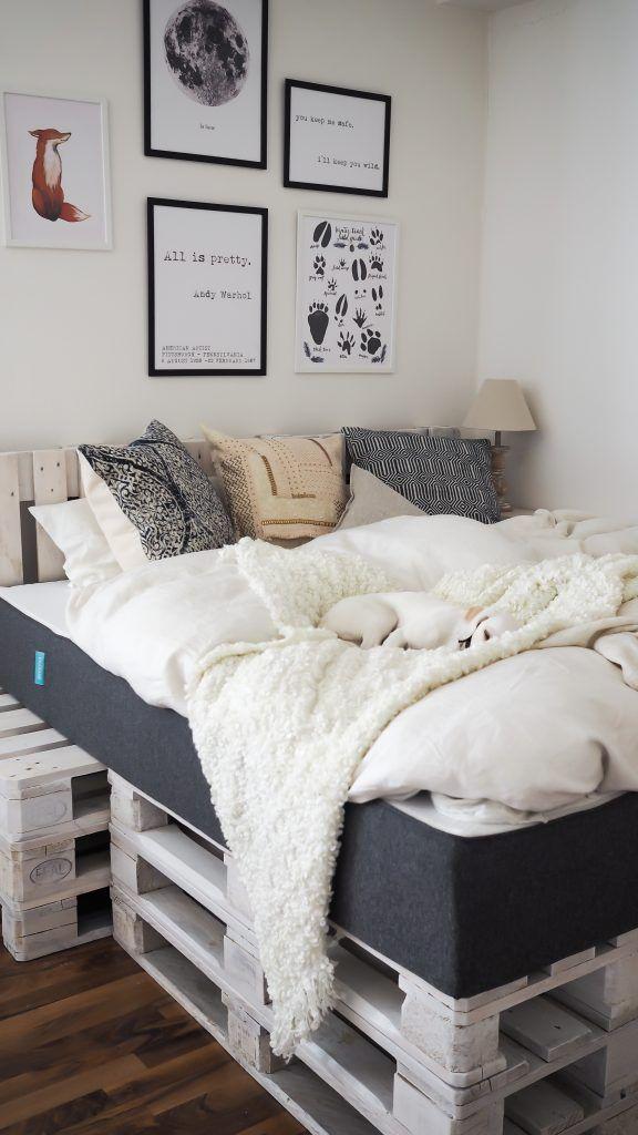 Mein Neues Schlafzimmer, Arbeitszimmer, Lesezimmer   Mit Westwing Und Emma