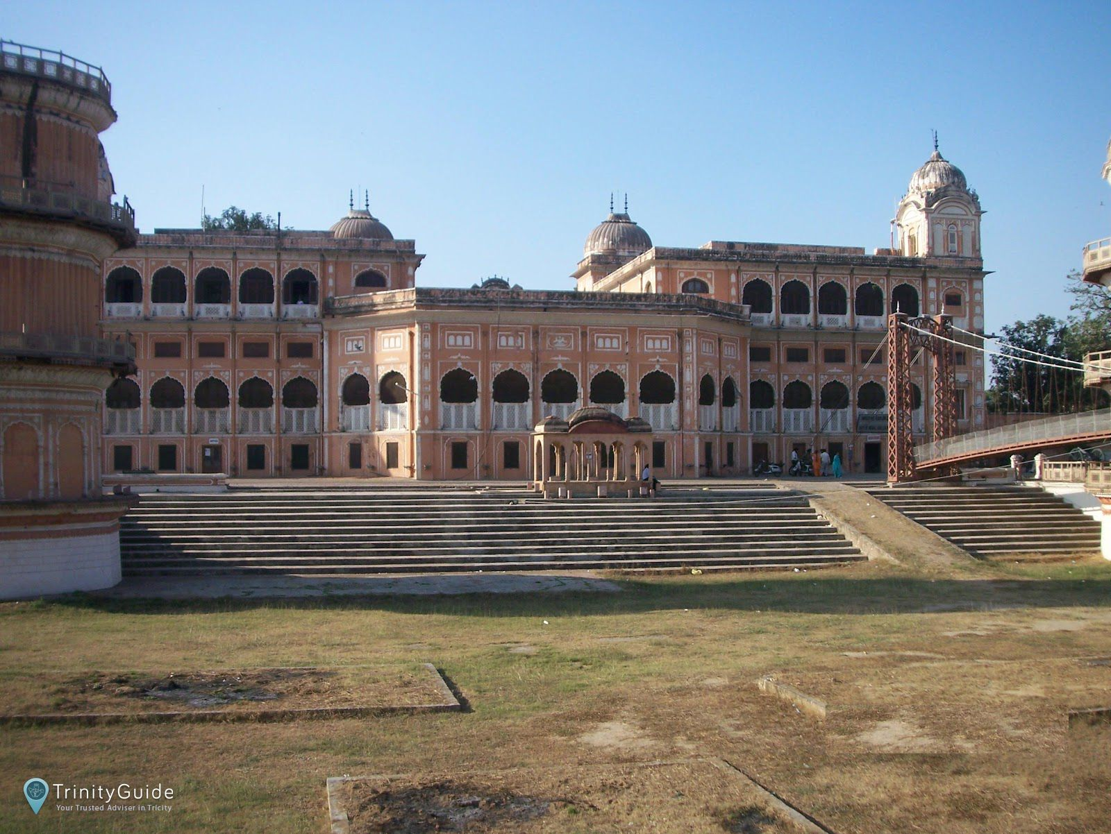 Founded By Baba Ala Singh In The Year 1763 Patiala Fort Which Is