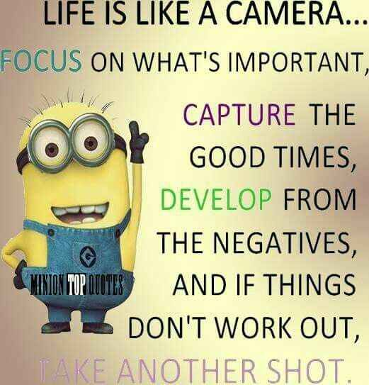35+ Best Funny Minion Quotes With Pictures   DiaryLoveQuotes | Quotes Of  The Day
