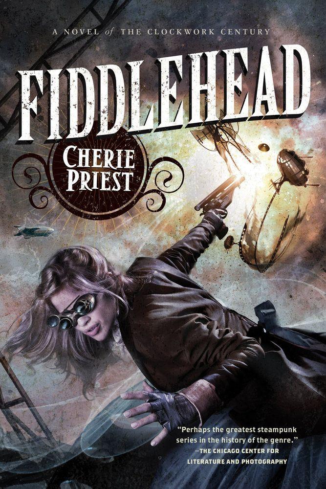 Fiddlehead Steampunk book, Horror books, Books