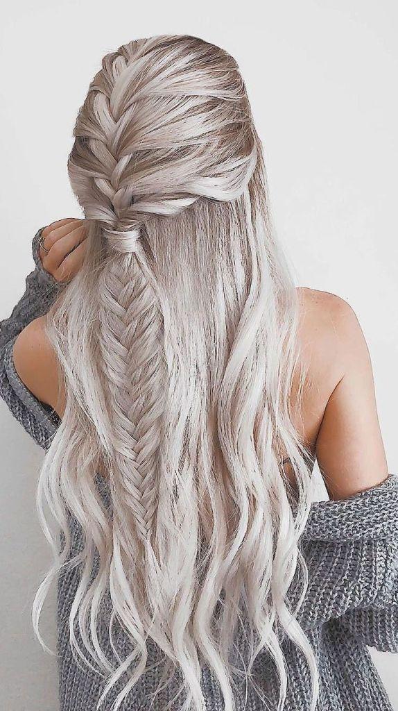 Peinados fáciles para cabello largo en la playa – Mentalidad Viajera  – Peinados