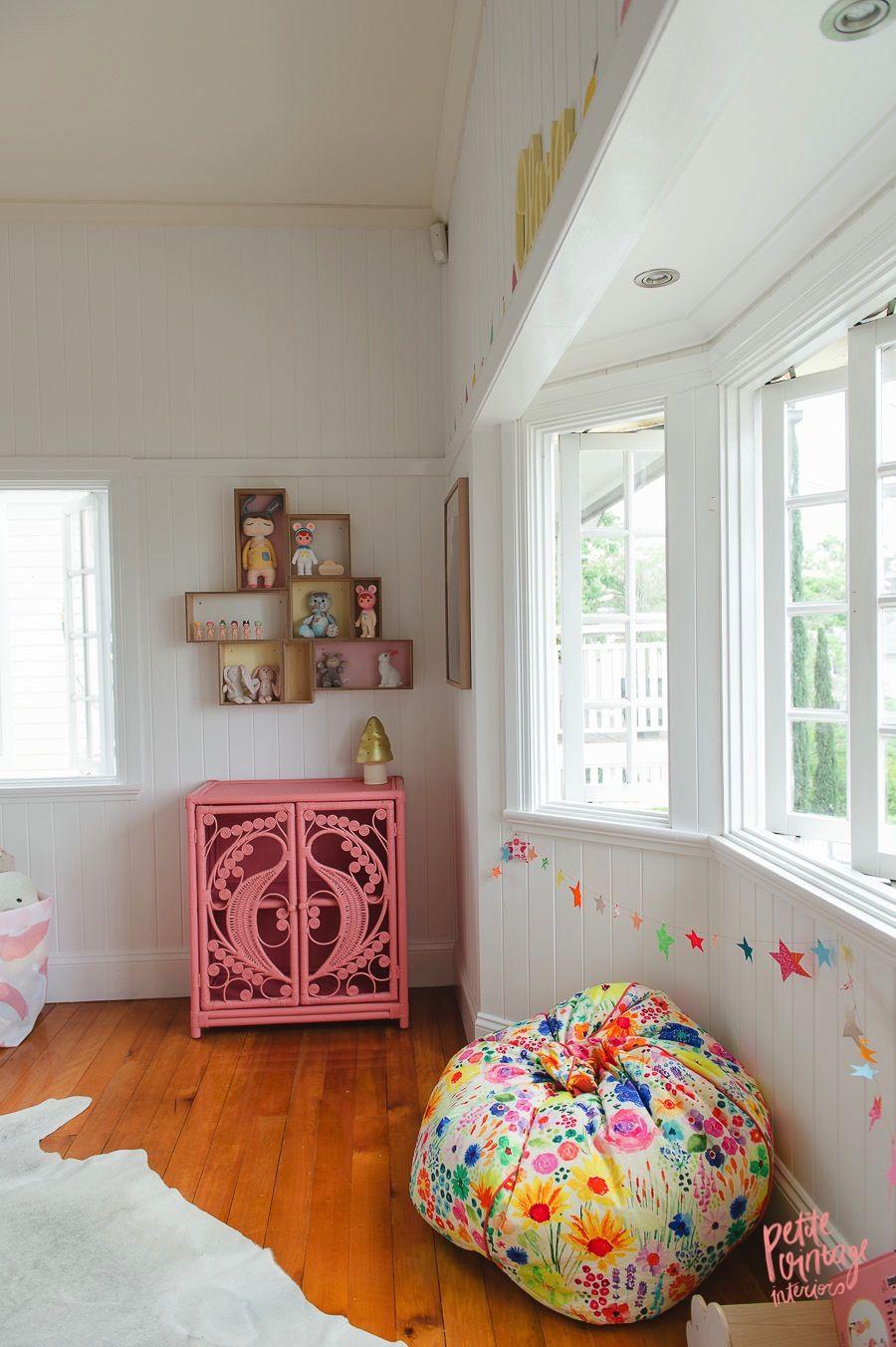 Petite vintage interiors the house that pinterest built