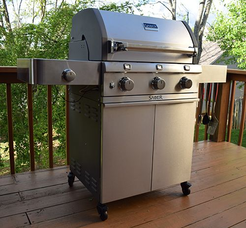 Product Review Saber Grills Infrared R50cc0312 Infrared Grills Prefab Outdoor Kitchen Built In Grill