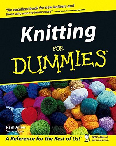 Knitting For Dummies For Dummies Lifestyles Paperback *** Click image to review more details.