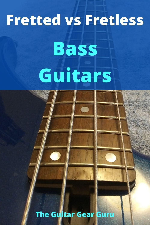 Fretted Vs Fretless Bass Guitar Bass Guitar Guitar Bass