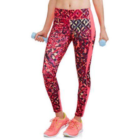 a5cfb672153e4 Avia Women s Hyperdrive Active Printed Legging