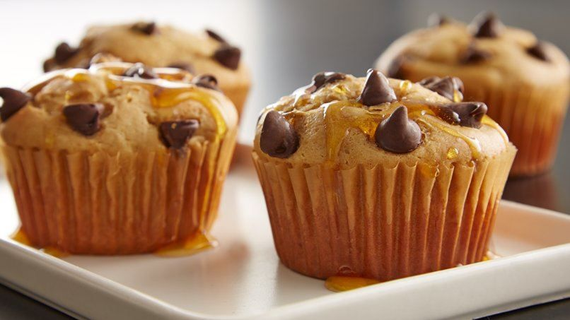 Peanut butter pancake muffins recipe pancakes easy pancake peanut butter pancake muffins ccuart Image collections