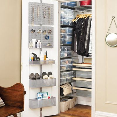 Bon How To Make More Room In Your Closet. 1. Get Rid Of Anything You Havenu0027t  Worn In The Past Year. 2. Clear Out Things That Donu0027t Belong In The Closet.  3.