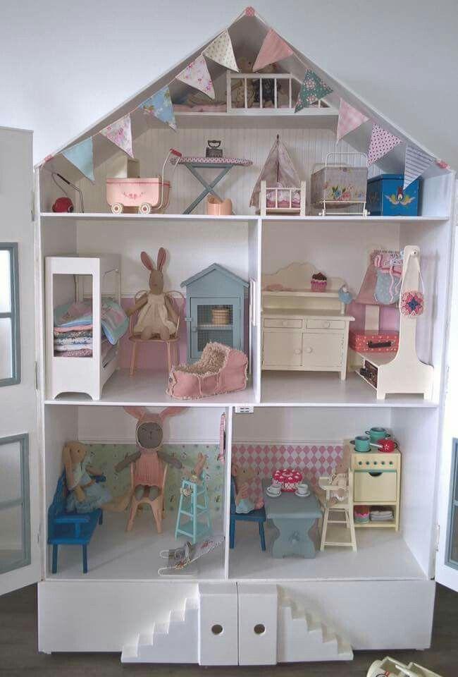 Mailegmooi Diy Dollhouse Dollhouse Miniatures Doll Furniture