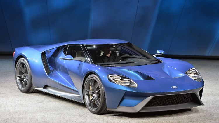 2017 Ford Gt Price Specs Review Release Date 0 60 With Images