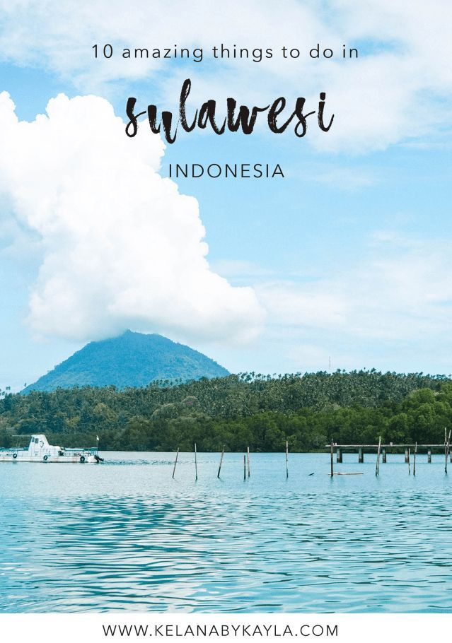 Sulawesi | Indonesia | Things to do in Sulawesi | Things to do in Indonesia | Manado