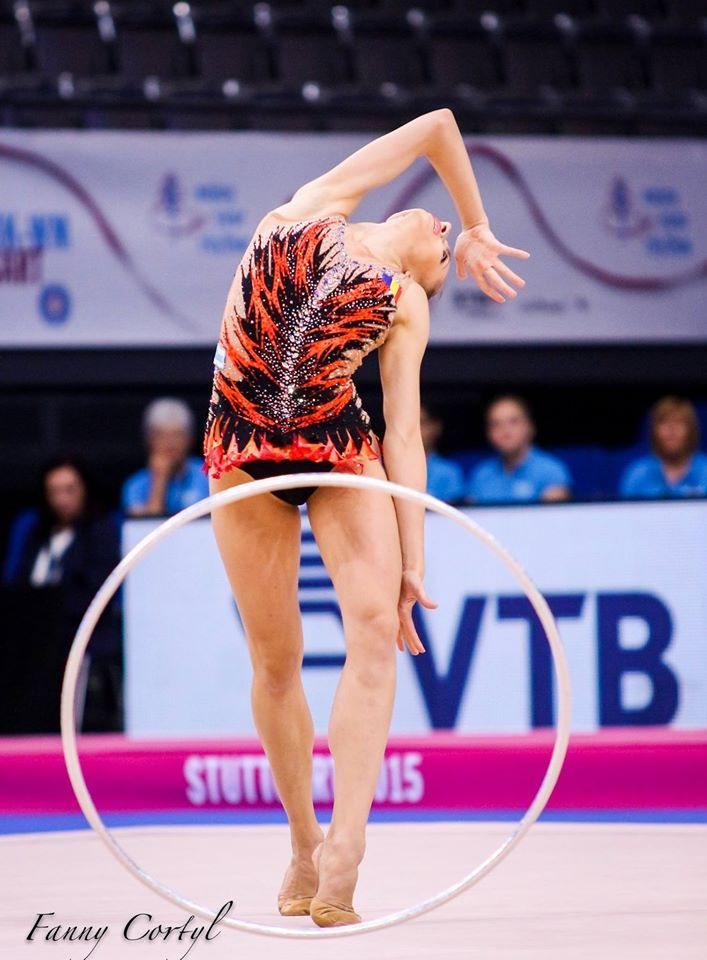 Alexandra Piscupescu (Romania), World Championships 2015