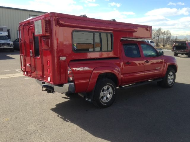 33+ Toyota tacoma camper Download