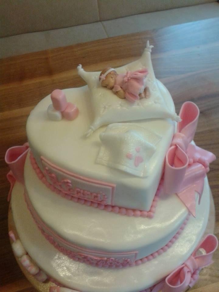 Lovely Baby Shower Cake Tauftorte Motivtorten Tauftorte