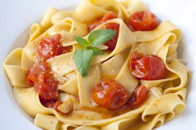 By Victor Rallo and Anthony Verdoni. October is National Pasta Month. And of all the Italian culinary products, pasta best exemplifies Italy's dynamic personality. Sauces vary as do th...