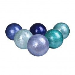 juegos de bolas ncar decoracin azules set de juegos de bolas para