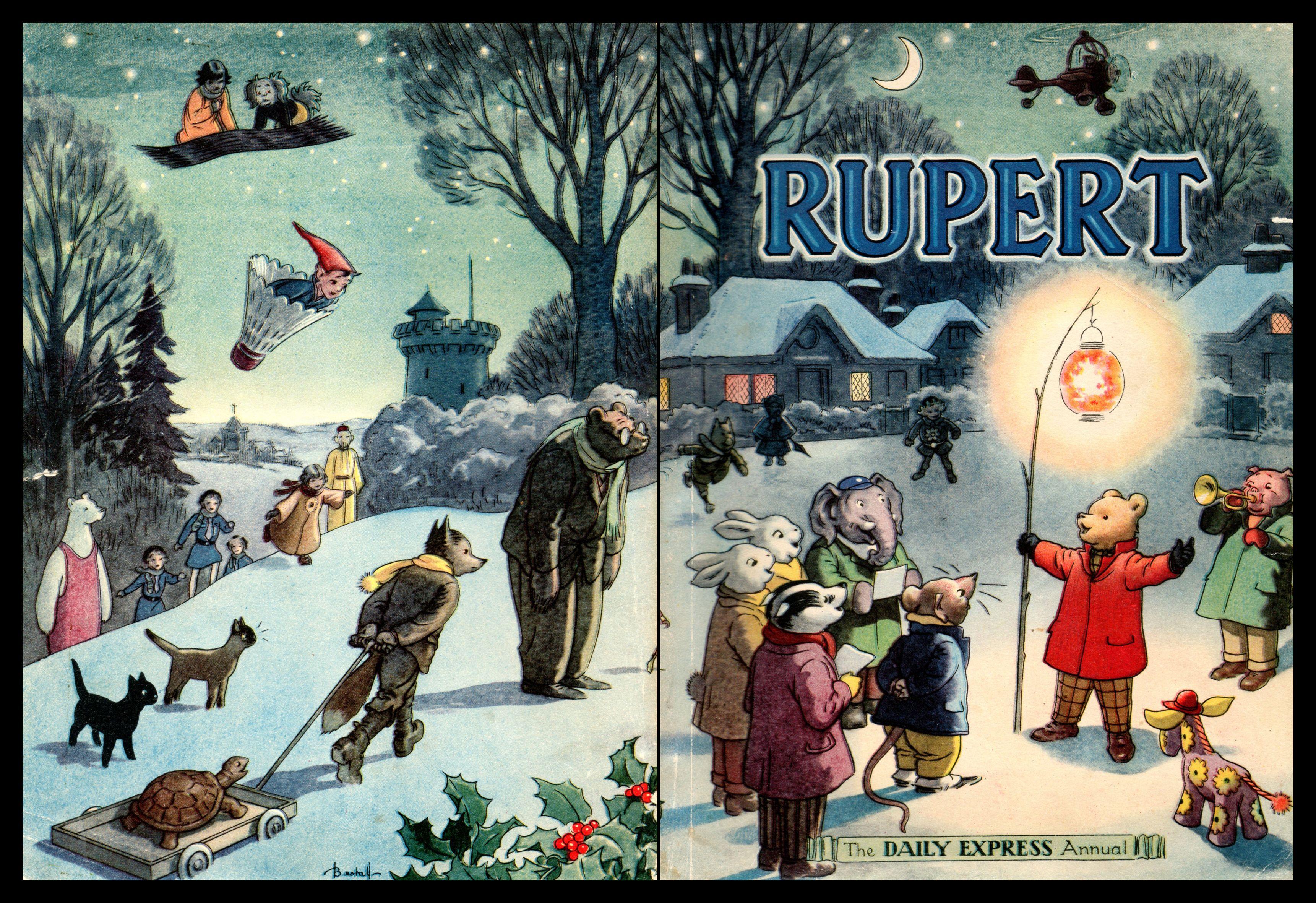 'Rupert Book' - 1949