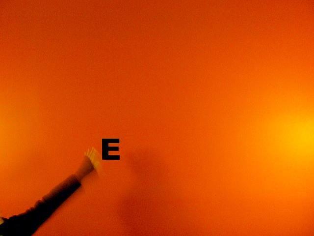 La E. La letra más frecuente en español, inglés francés... E inspiración para criptógrafos y escritores de misterio.