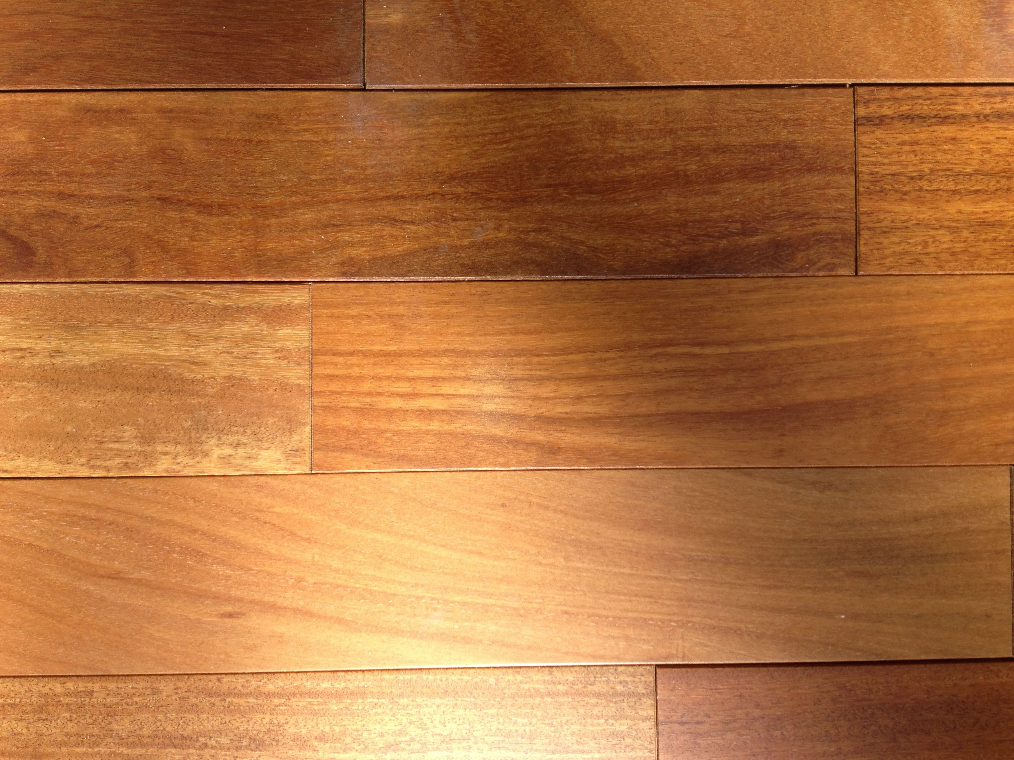 Brazilian Teak Cumaru Hardwood Flooring Unfinished