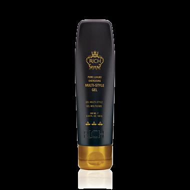 A hosszantartó, többfunkciós zselével vizes hatást érhetünk el. A fejbőr védelme és a haj fénye érdekében hidrogénezett ricinusolajat tartalmaz. A termékben lévő pantenol, segíti a sérült haj regenerálódását és az aloe levél kivonatnak köszönhetően a haj hidratáltabbá válik. http://luxuryhair.hu/uzlet/energising/energising-multy-style-gel-frissito-hajzsele-100ml/