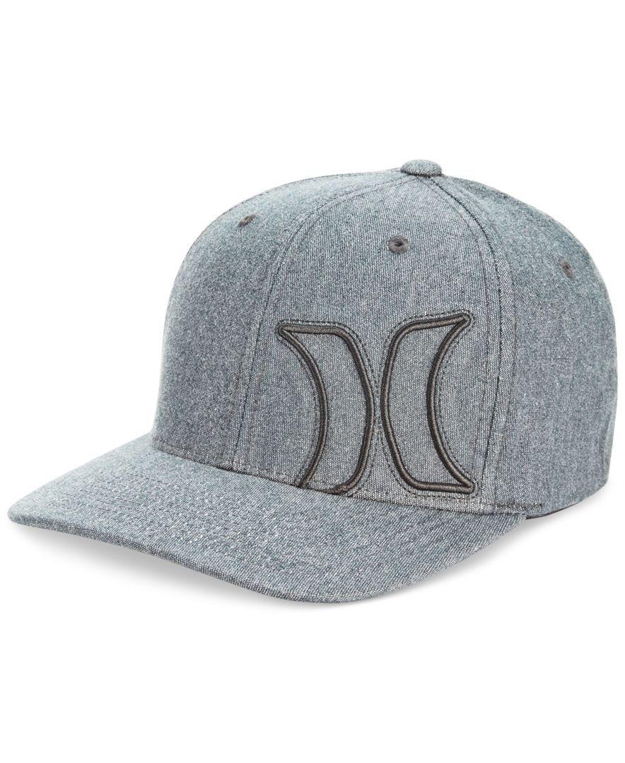 cb8d1f2d6ac5b Hurley Bump Flexfit Hat