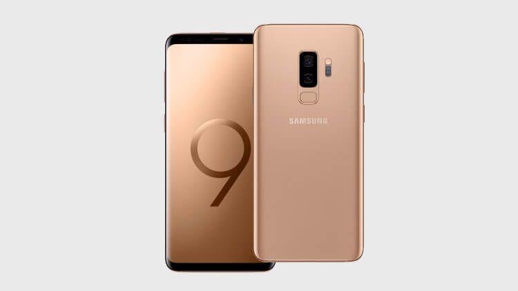 Samsung Galaxy S9 Plus Sunrise Gold Limited Edition Launched Samsung Galaxy S9 Samsung Galaxy Samsung