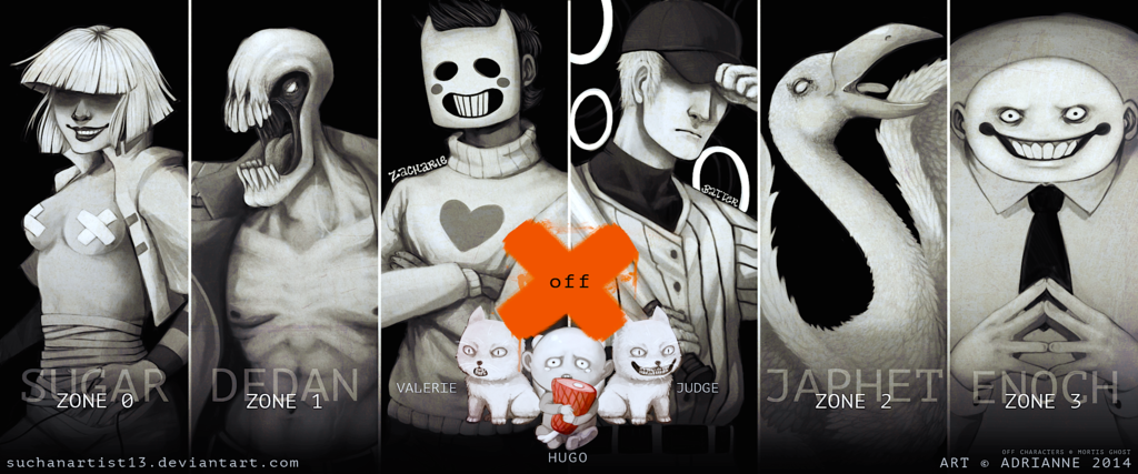 Off Wallpaper By Suchanartist13 Off By Mortis Ghost Pins Rpg