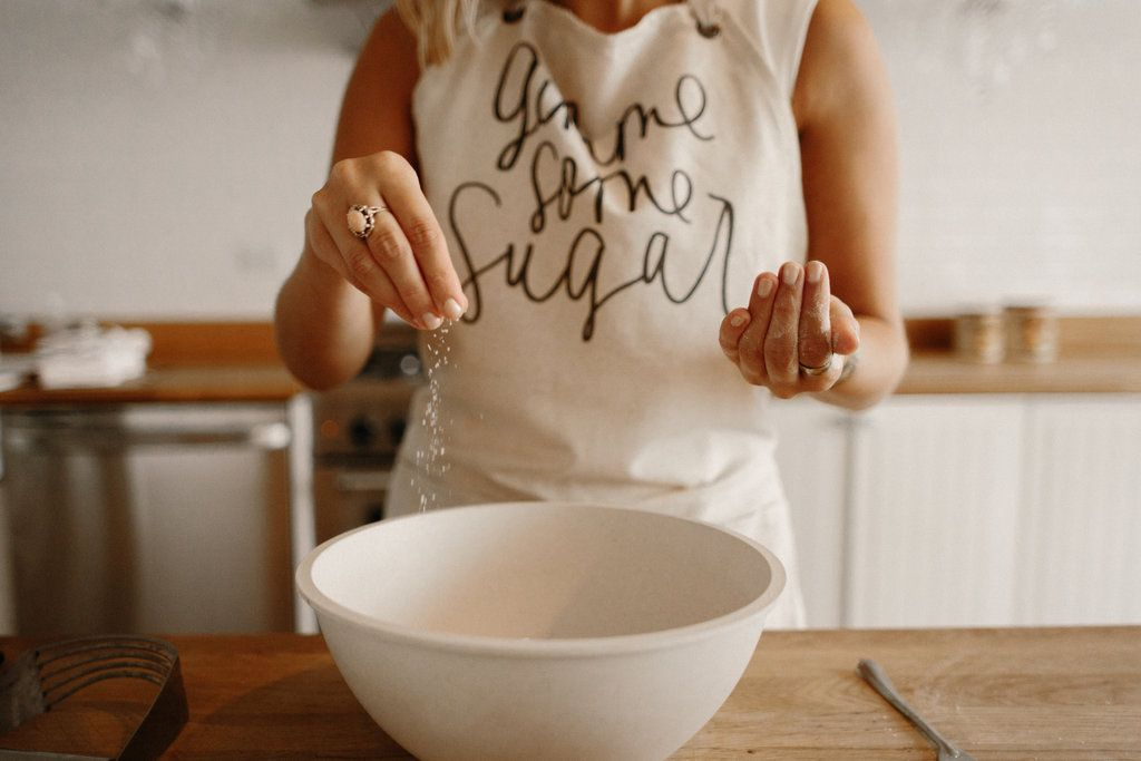 Baking Photoshoot –pinch of salt