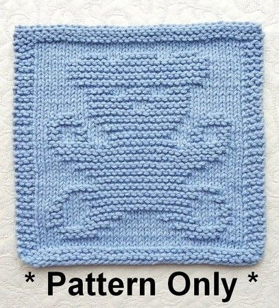 Dishcloth And Washcloth Knitting Patterns Knitting Patterns Teddy