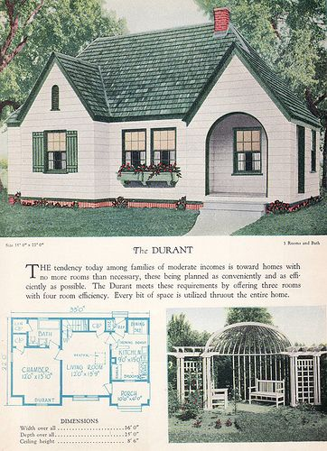 Magnificent 1928 Home Builders Catalog The Durant House Ideas Download Free Architecture Designs Scobabritishbridgeorg