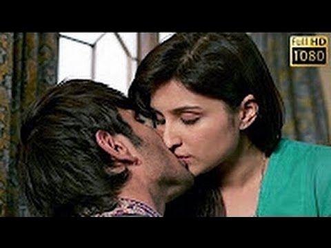 Bollywood Hot Actress Parineeti Chopra All Hot Kissing Scenes With Shush