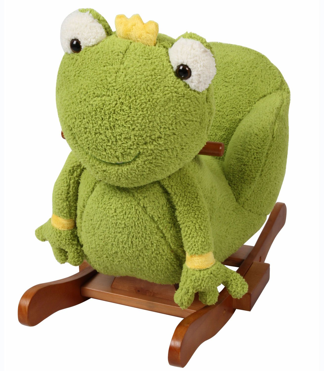 Buy your Frog Rocking Animal With Chair reviews from Kiddicare ...