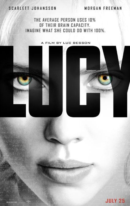 Lucy [Good]  Classic Besson with echoes of Angel-A in the lead. Definitely need to suspend belief a lot of the time, though this has echoes of similar movies in this genre, as well as Manga and Anime. Some intelligent narrative though it felt the voiceover made it an overlong featurette at times.