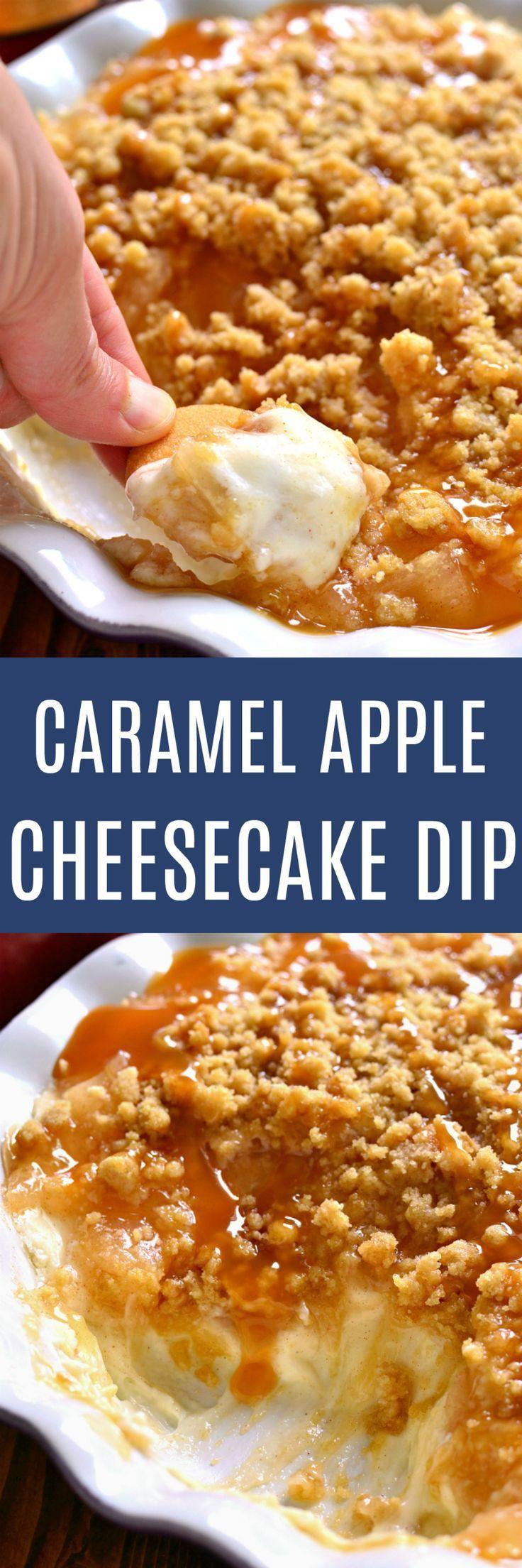 Caramel Apple Cheesecake Dip ist eine unserer Lieblingsherbstleckereien! Ooey, gooey che ... #caramelapplecheesecake Caramel Apple Cheesecake Dip ist eine unserer Lieblingsherbstleckereien! Ooey, gooey che ... -  - #Apple #Caramel #che #Cheesecake #Dip #eine #gooey #ist #Lieblingsherbstleckereien #Ooey #unserer #caramelapplecheesecake