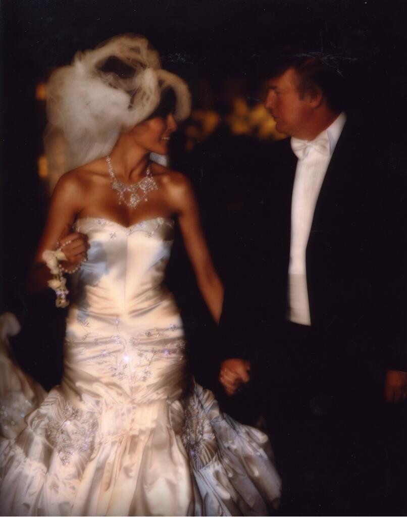 Melania Trump Melaniatrump Twitter Trump Wedding Melania Trump Wedding Trump Wedding Dress