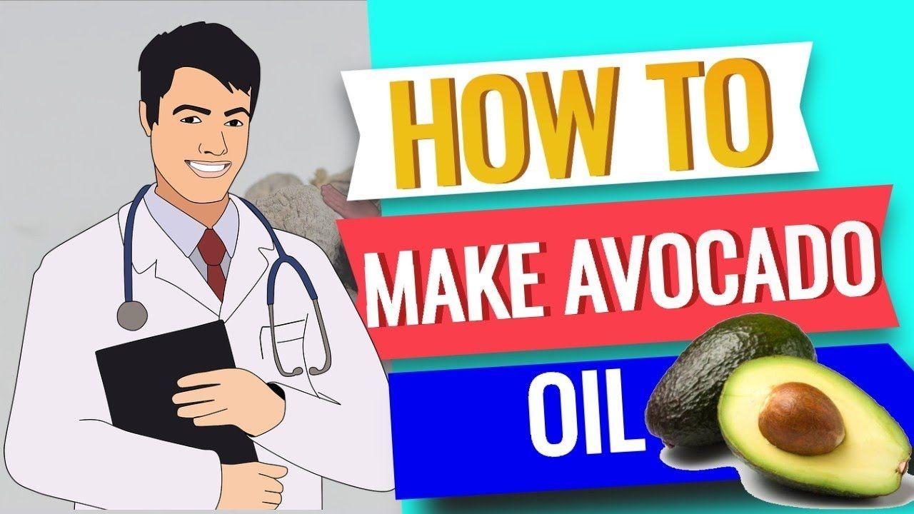 How to make avocado oil avocado benefits pepper